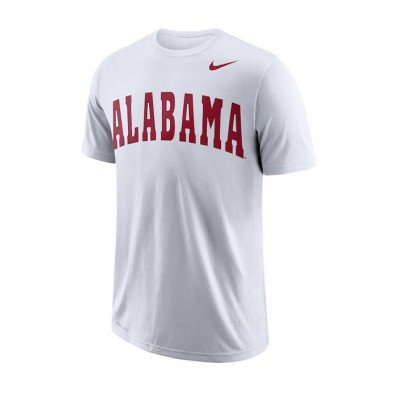 UA Wordmark White Tee