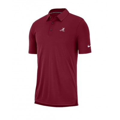Nike Crimson Campus Polo