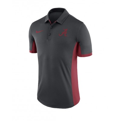 Nike Grey Essential Polo