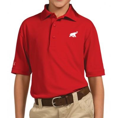 Bama Crimson Youth Polo
