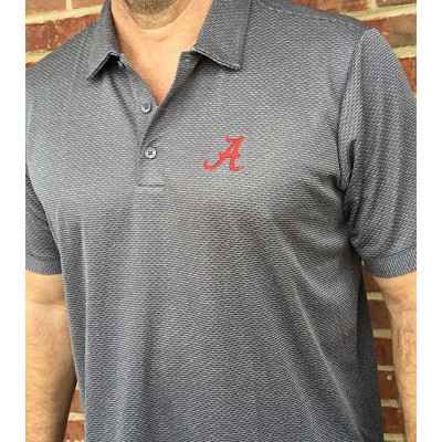 Grey Comfort Golf Polo