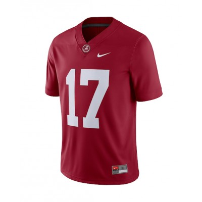 #17 Crimson Toddler Jersey