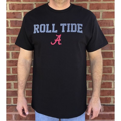 Tide Fusion Black Shirt