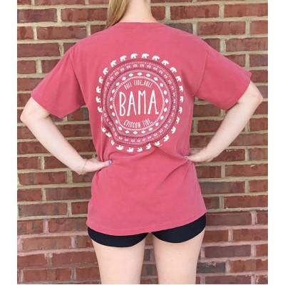 Bama Circle Comfort Colors