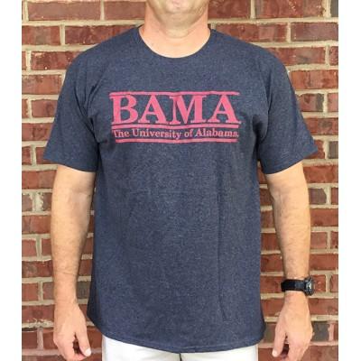 Bar Design Grey Shirt
