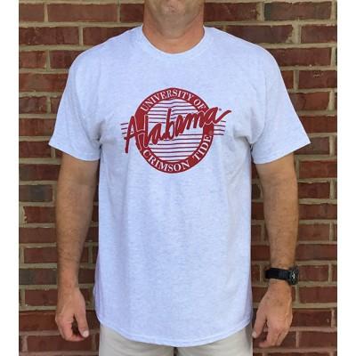 Circle Lines Ash Shirt