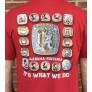 17 Rings Crimson Shirt