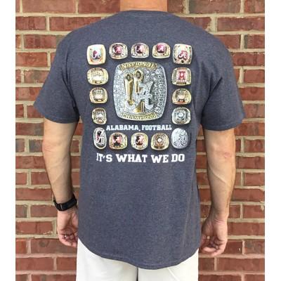 17 Rings Grey Shirt