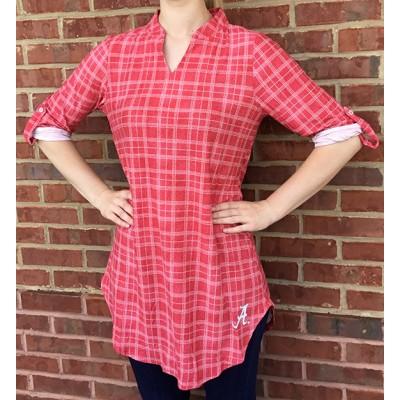 Bama Sheen Pattern Tunic