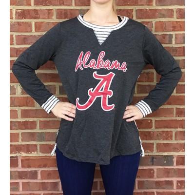 Alabama Puff Print Tunic