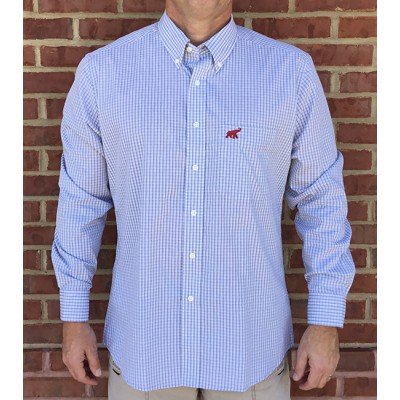 Campus Check Button Down