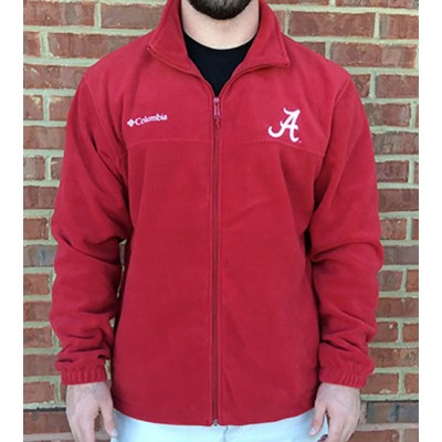 AL Columbia Logo Fleece