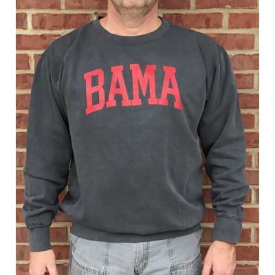 Bama Grey Comfort Crew