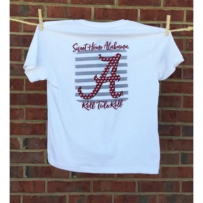 Sweet White Youth Shirt
