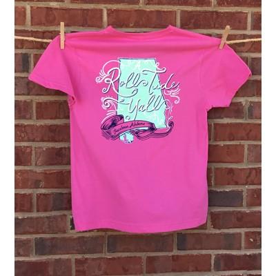 Roll Y'all Youth Shirt