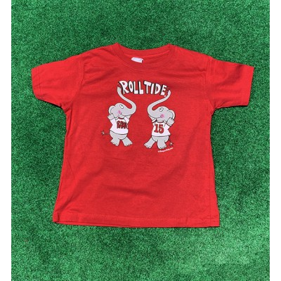 Mascot Party Toddler Shirt