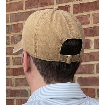 Legacy Tan Denim Hat
