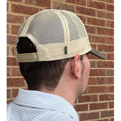 Legacy Tweed Patch Hat