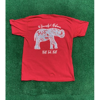 Boho Elephant Youth Shirt