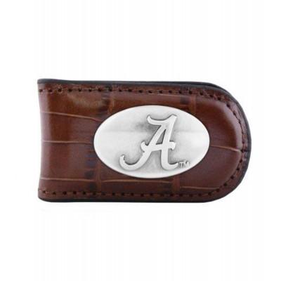 AL Brown Money Clip
