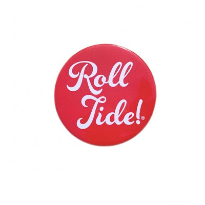 Red Roll Tide Button