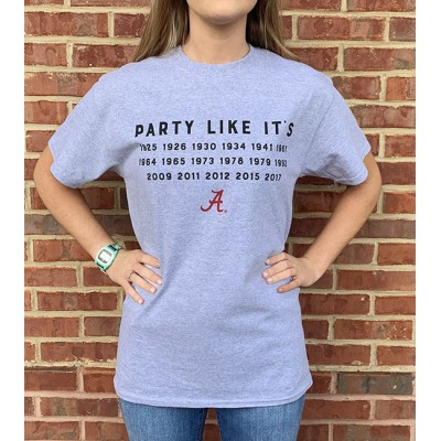 Party Like Champs Shirt