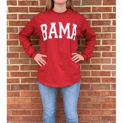 LS Bama Crimson Shirt