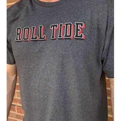 Retro Tide Grey Shirt