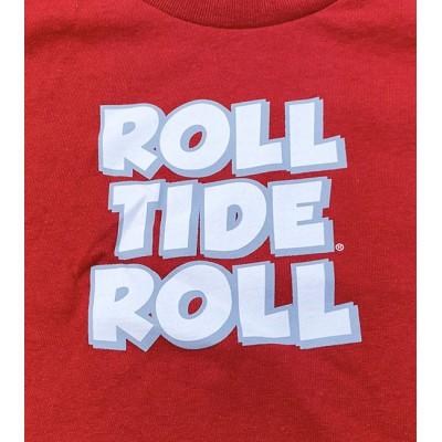 Roll Tide Toddler Shirt