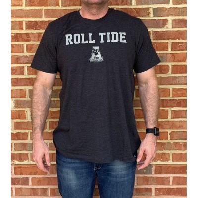 Black Roll Tide 47 Tee
