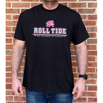 Tide Charge Black Shirt