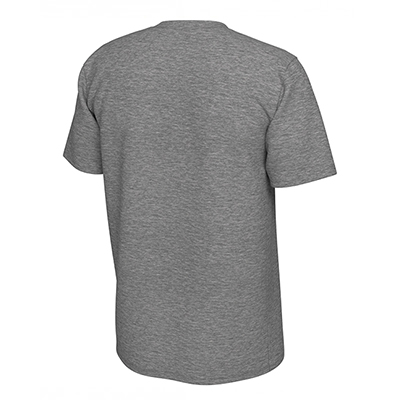 Grey Nike Coaches Tee