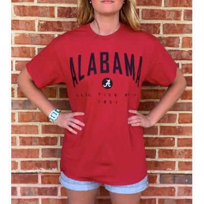AL Crimson Arch Shirt