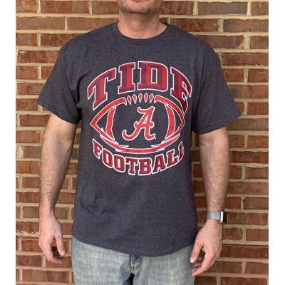 Tide Football Grey Shirt