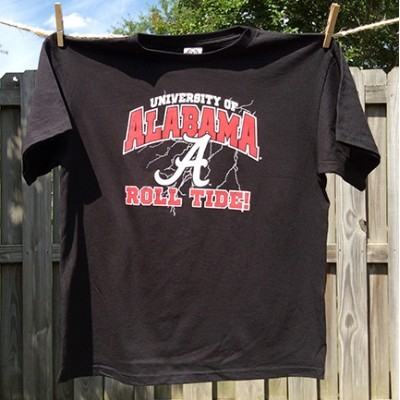 Bama Youth Storm Shirt