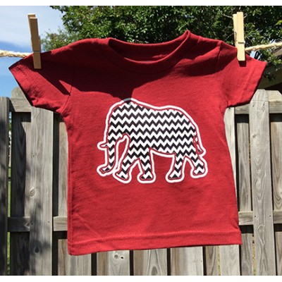 Mascot Infant Chevron Shirt