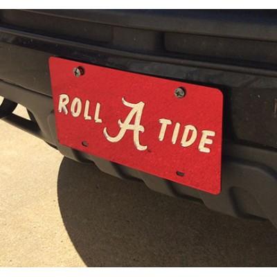 Alabama Car Tag Style 29