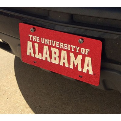 Alabama Car Tags >> Alabama Car Tag Style 15