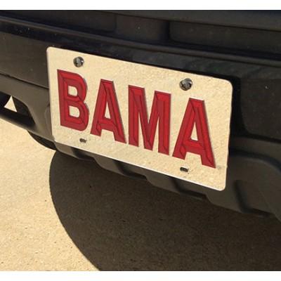 Alabama Car Tag Style 3