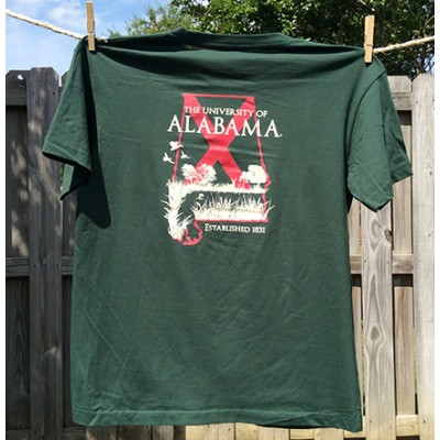 Bama Youth Wildlife Shirt
