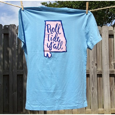 Roll Tide Y'all Youth Shirt