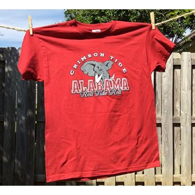 Crimson Youth Charge Shirt